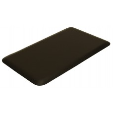 "Unique Mat 2.5'x1.5'x3/4"" With No Chair Depression Rectangle 2515SMT"