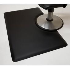 "Unique Mat 4.5'x3'x5/8"" With Chair Depression Rectangle 3045S"