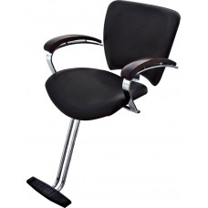 3308 Styling Chair Last Chair With T Footrest and Square Base
