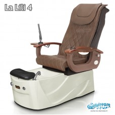 La Lili 4 Pipeless Pedicure Spa Choose Base & Chair Top Color Order Now