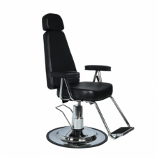 1970 Professional Make Up Reclining All Purpose Threading or Hair Styling Chair In Many Colors
