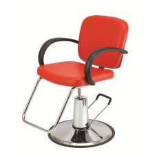 3606 Messina Hair Styling Chair From Pibbs With Your Choice of Color