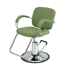 3906 Latina Hair Styling Chair From Pibbs With Your Choice of Color