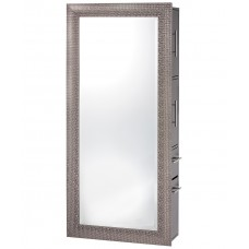 6619-SER02 Pibbs Diamond Mirror with Server