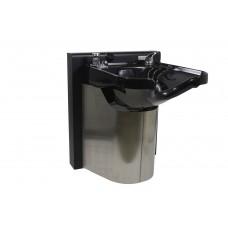 E140 Adjust A Sink Electric Lift Model Adjusting Shampoo Bowl