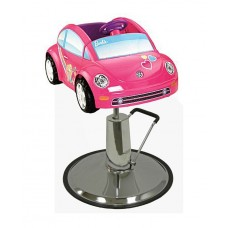 "Barbie VW Bug Styling Chair With 24"" High Quality Base"