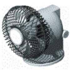 Turbo Mini Fan High Output  Low Profile