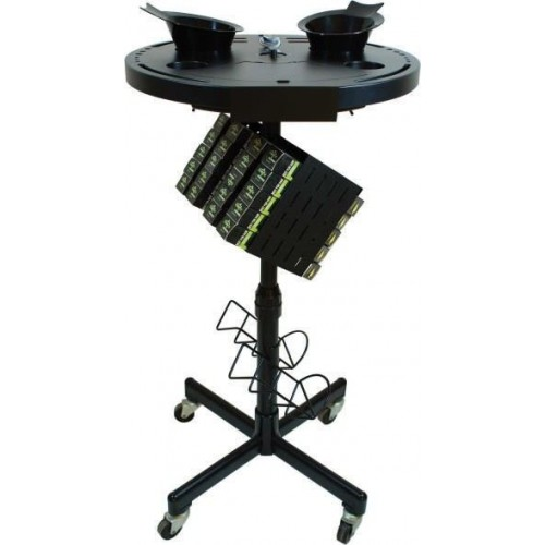 Italica 188 Hair Color and Hair Extension Trolley