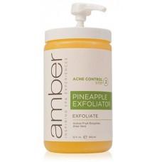 Exfoliator - Pineapple 32 oz. #Q-105