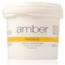 Calming Hand/Foot Masque Vanilla Lemongrass 64 oz. #HG428-VL