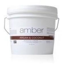Argan & Coconut Cream Therapeutic Cream 128 oz #580