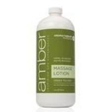 Massage Lotion 32 oz. Green Tea Mint #529-GT