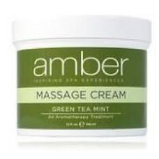 Massage Cream 32 oz. Green Tea Mint #532-GT