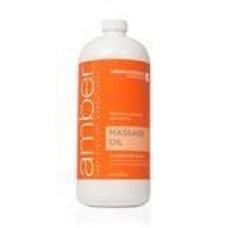 Massage Oil 32 oz Tangerine Basil #526-TB