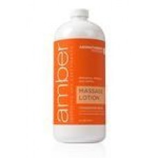 Massage Lotion 32 oz. Tangerine Basil #529-TB