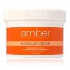 Massage Cream 8 oz. Tangerine Basil #531-TB