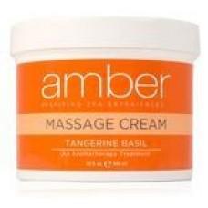 Massage Cream 32 oz. Tangerine Basil #532-TB