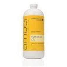 Massage Oil 32 oz. Vanilla Lemongrass #526-VL
