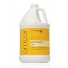 Massage Oil 128 oz. Vanilla Lemongrass #527-VL