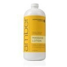 Massage Lotion 32 oz. Vanilla Lemongrass #529-VL