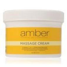 Massage Cream 8 oz. Vanilla Lemongrass #531-VL
