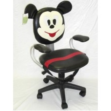Italica Kids Desk Chair Crazy Mouse Task Chair on Wheels