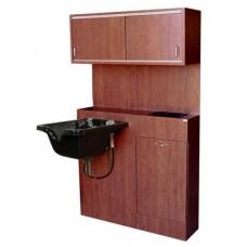 Collins 5508-42 Shampoo Bulkhead Unit Complete
