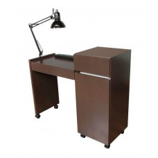 Collins 483-42 Reve Manicure Table USA Made Fast Shipping