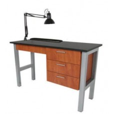 Collins 835-48 Hampton 2 Manicure Table