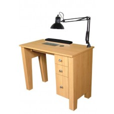 Collins 60674.10 Special Made Shaker Manicure Table With Valentino Vent Made Just For You