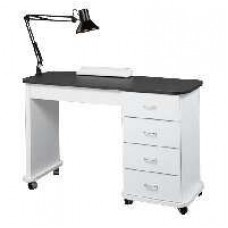 COL-700-46-1 USA Made Contemporary Style Manicure Table