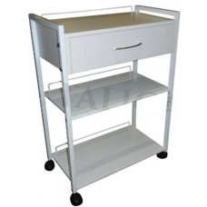 Adjustable Shelf Skin Care Trolley NT01 From Italica Fast Shipping