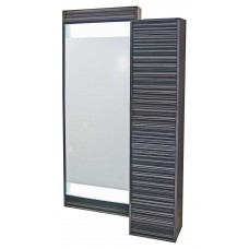 COL-6630-18 Edge Styling Tower High Quality Styling Cabinet