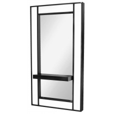 COL-6671-36 LOX Back Lit Framed Mirror Panel