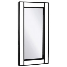 COL-6672-36 LOX Back Lit Framed Mirror Panel NO SHELF