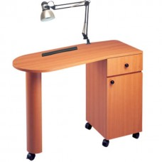 Pibbs PN1020 Manicure Table USA Made With Many Colors