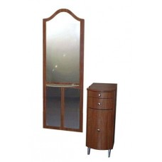Collins Cambridge Styling Station Mirror Panel Optional Cathedral Style