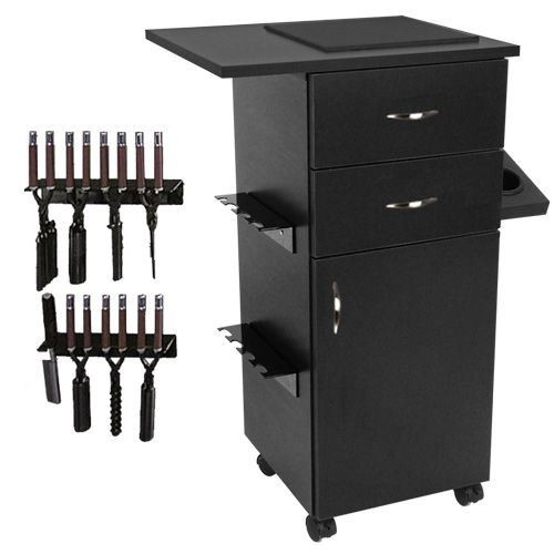 Collins 3513-26 Marcel Portable Styling Station Cabinet