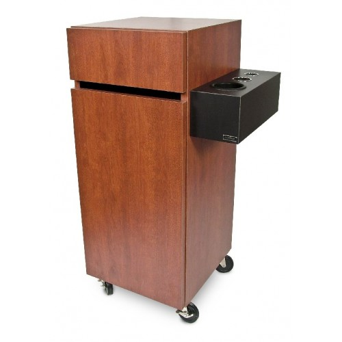 Collins 463-20 Reve Rolling Hair Styling Work station