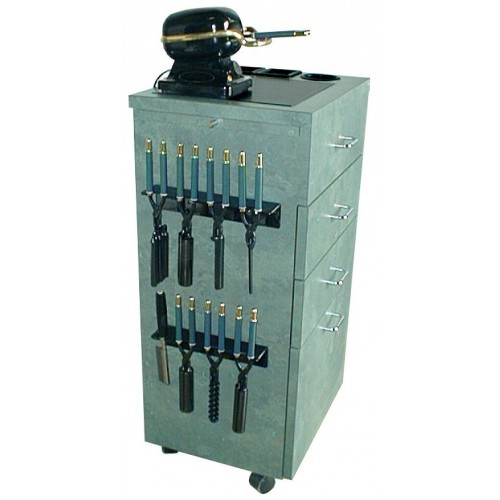 Collins 513-18 MC Marcel Portable Styling Station