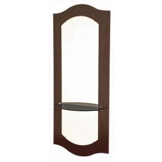 Collins 3356-36 Keaton Wall-Mounted Mirror Panel w/ Ledge
