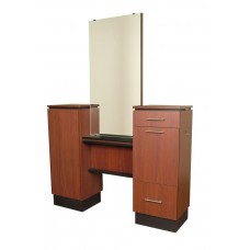 Collins 4416-60 Neo Tall Island Styling Island Vanity Free Standing Island With Optional Legs