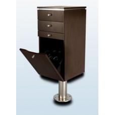 TAK-P4040 Pedestal Style Salon Cabinet