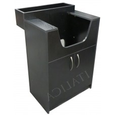 Italica CS23 Shampoo Bowl Cabinet With Bottle Well In Stock