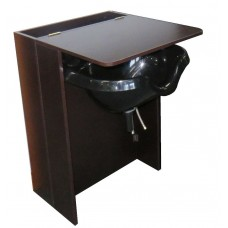 Italica CS21 Lift Lift Cabinet With Shampoo Bowl Your Choice