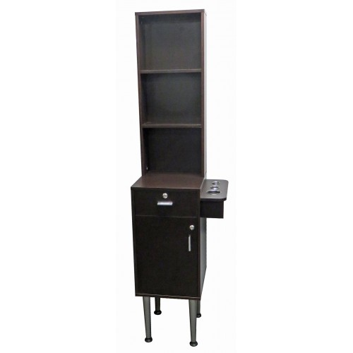 TOTALLY GREAT DEAL! Tower Hair Styling Station With Locks In Stock Italica ST28
