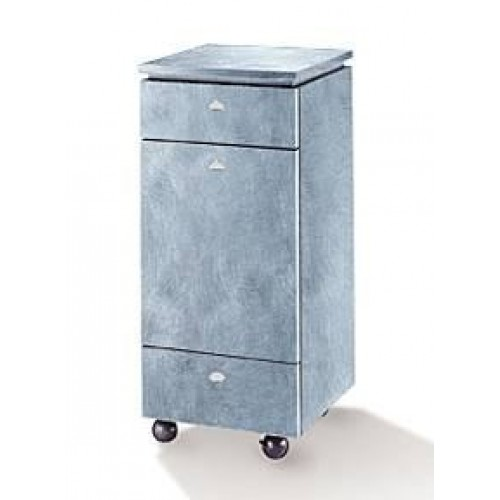 Takara Belmont SL305 Portable Rolling Storage Cabinet 3 Large Drawers