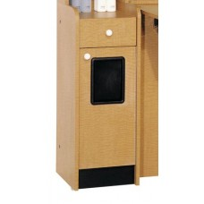 Belvedere Custom Line Storage Cabinet With Hamper