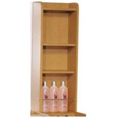 Belvedere Custom Line Upper Retail Storage Cabinet Display