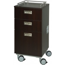 BEL-KA208 Kalli Portable Styling Station With Recessed Pulls